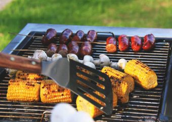 Barbecue-artikelen als marketing